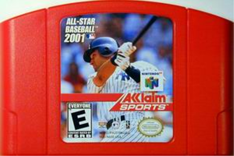 All-Star Baseball 2001 (USA) ROM